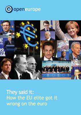 How the EU Elite Got it Wrong on the Euro (Paperback)