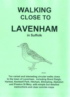 Walking Close to Lavenham in Suffolk: No. 23 (Paperback)