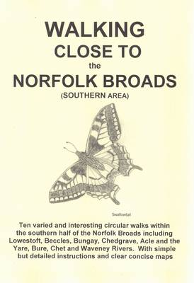 Walking Close to the Norfolk Broads (Southern Area) (Paperback)