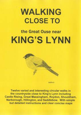 Walking Close to the Great Ouse Near King's Lynn (Paperback)