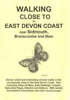 Walking Close to the East Devon Coast (Paperback)