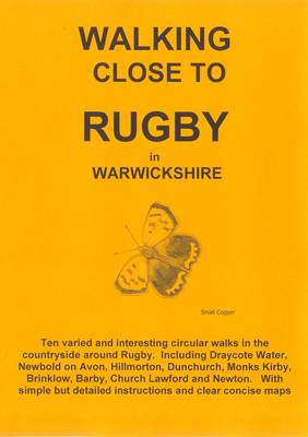 Walking Close to Rugby (Paperback)