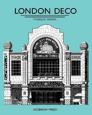 London Deco - Leporello (Hardback)