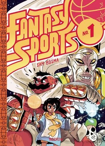 Fantasy Sports No.1 - Fantasy Sports (Hardback)