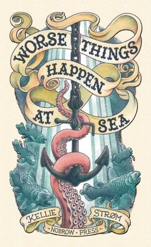 Worse Things Happen At Sea - Leporello (Paperback)