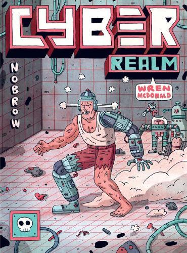 Cyber Realm - 17 x 23 Comics (Paperback)