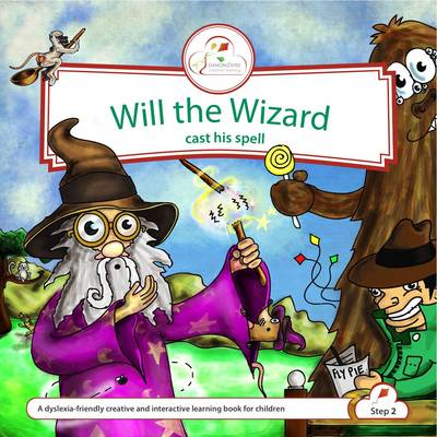 Will the Wizard Cast His Spell (Paperback)