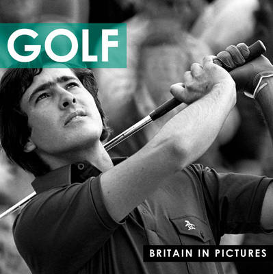 Golf - Britain in Pictures (Paperback)