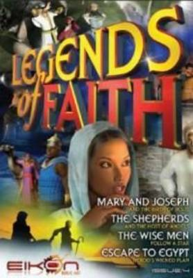Legends of Faith: Christmas 4 (Paperback)