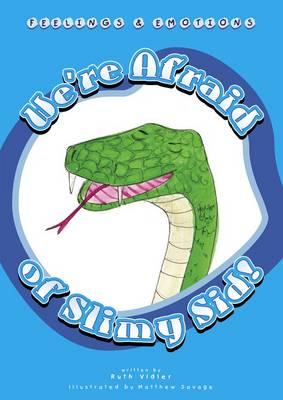 We're Afraid of Slimy Sid - Primary Series 1 (Paperback)