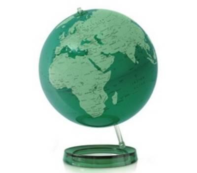 Colour Globe Green: Colour Green
