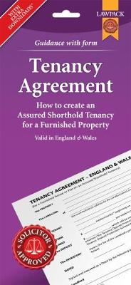 Furnished Tenancy Agreement Form Pack: How to Create an  Assured Shorthold Tenancy for a Furnished Property in England or Wales