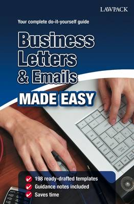 Business Letters & Emails Made Easy (Paperback)