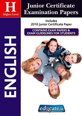 English Higher Level Junior Certificate Examination Papers (Paperback)