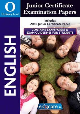 English Ordinary Level Junior Certificate Examination Papers (Paperback)