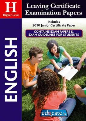 English Higher Level Leaving Certificate Examination Papers (Paperback)