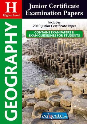 Geography Higher Level Junior Certificate Examination Papers (Paperback)