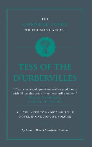 Thomas Hardy's Tess of the D'Ubervilles - The Connell Guide To ... (Paperback)
