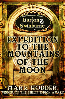 Expedition to the Mountains of the Moon - Burton & Swinburne (Paperback)
