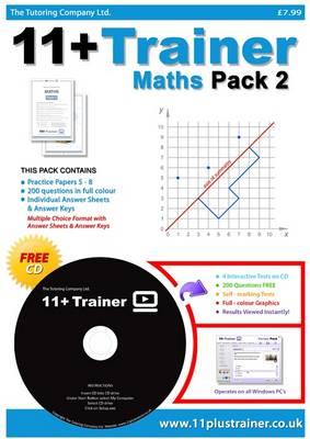 11 Plus Trainer Maths: Pack 2, v. 1