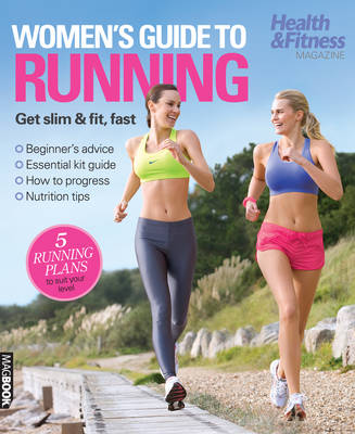 Health and Fitness Women's Guide to Running (Paperback)