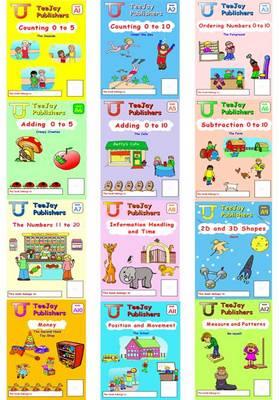 TeeJay A Level Maths: Book 1-12