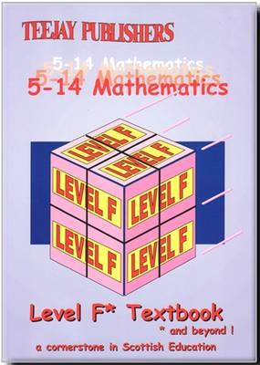 TeeJay 5-14 Maths: Level F (Paperback)