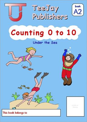 TeeJay Level A Maths: Counting 0 to 10 Bk.2 (Paperback)