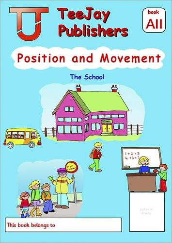 TeeJay Level A Maths: Position and Movement Bk.11 (Paperback)