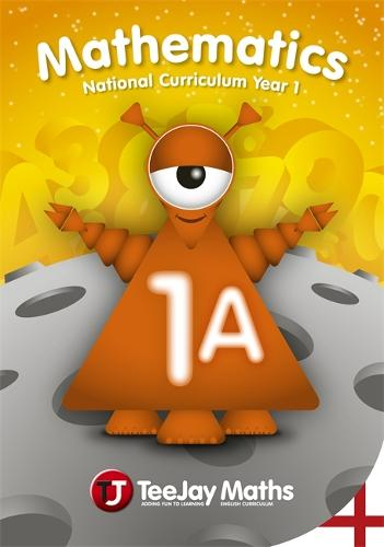 TeeJay National Curriculum Year 1 Book 1A (Paperback)