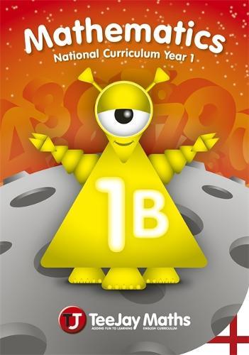 TeeJay National Curriculum Year 1 Book 1B (Paperback)