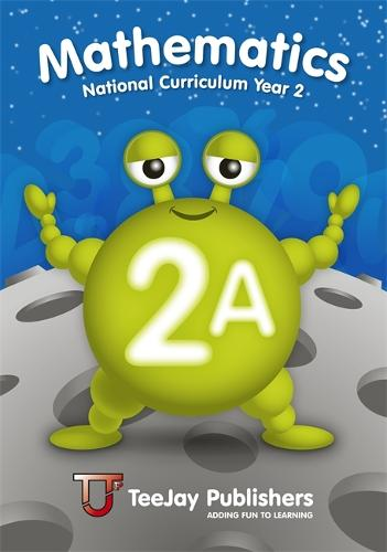 TeeJay National Curriculum Year 2 Book 2A (Paperback)