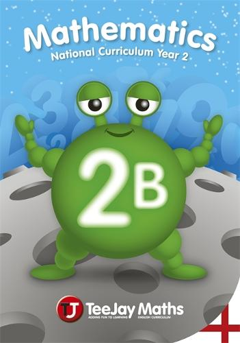 TeeJay National Curriculum Year 2 Book 2B (Paperback)