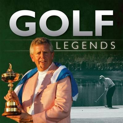 Little Book of Golf Legends (Hardback)