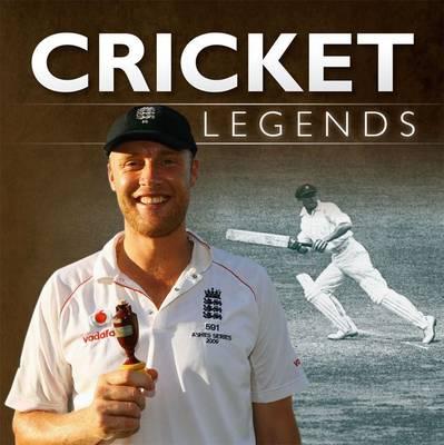 Little Book of Cricket Legends (Hardback)