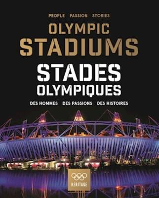 Olympic Stadiums/Stades Olympiques (Paperback)