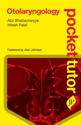 Pocket Tutor Otolaryngology - Pocket Tutor (Paperback)