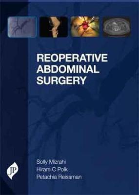 Reoperative Abdominal Surgery (Hardback)