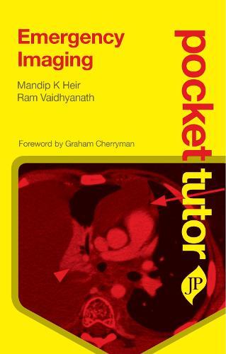 Pocket Tutor Emergency Imaging - Pocket Tutor series (Paperback)
