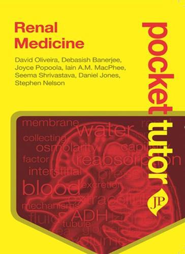 Pocket Tutor Renal Medicine (Paperback)