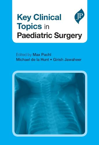 Key Clinical Topics in Paediatric Surgery (Paperback)
