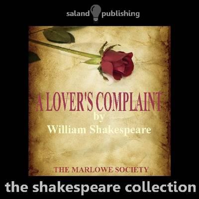 A Lover's Complaint (CD-Audio)