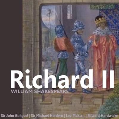 Richard II (CD-Audio)