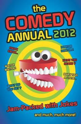 The Comedy Annual 2012 (Hardback)