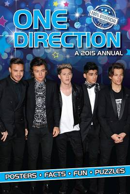 One Direction, a 2015 Annual (Hardback)