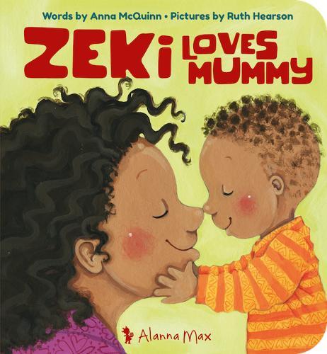 Zeki Loves Mummy - Zeki Books 4 (Paperback)