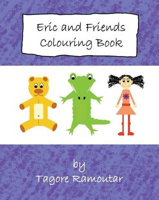 Eric and Friends Colouring Book (Paperback)