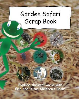Garden Safari Scrap Book (Paperback)