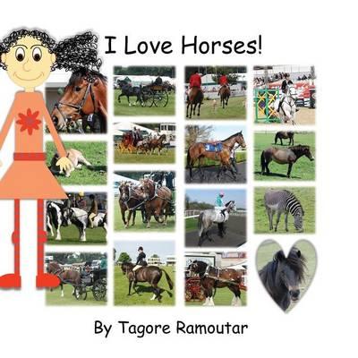 I Love Horses! (Paperback)