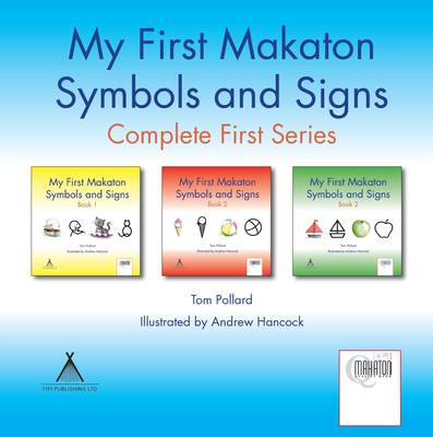 My First Makaton Symbols and Signs: Complete First Series (Paperback)